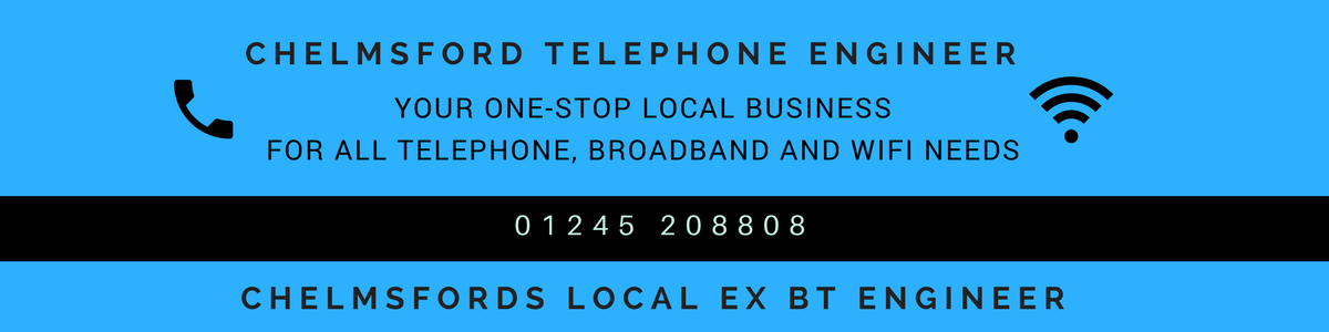Chelmsford Telephone Engineer WiFi Installers